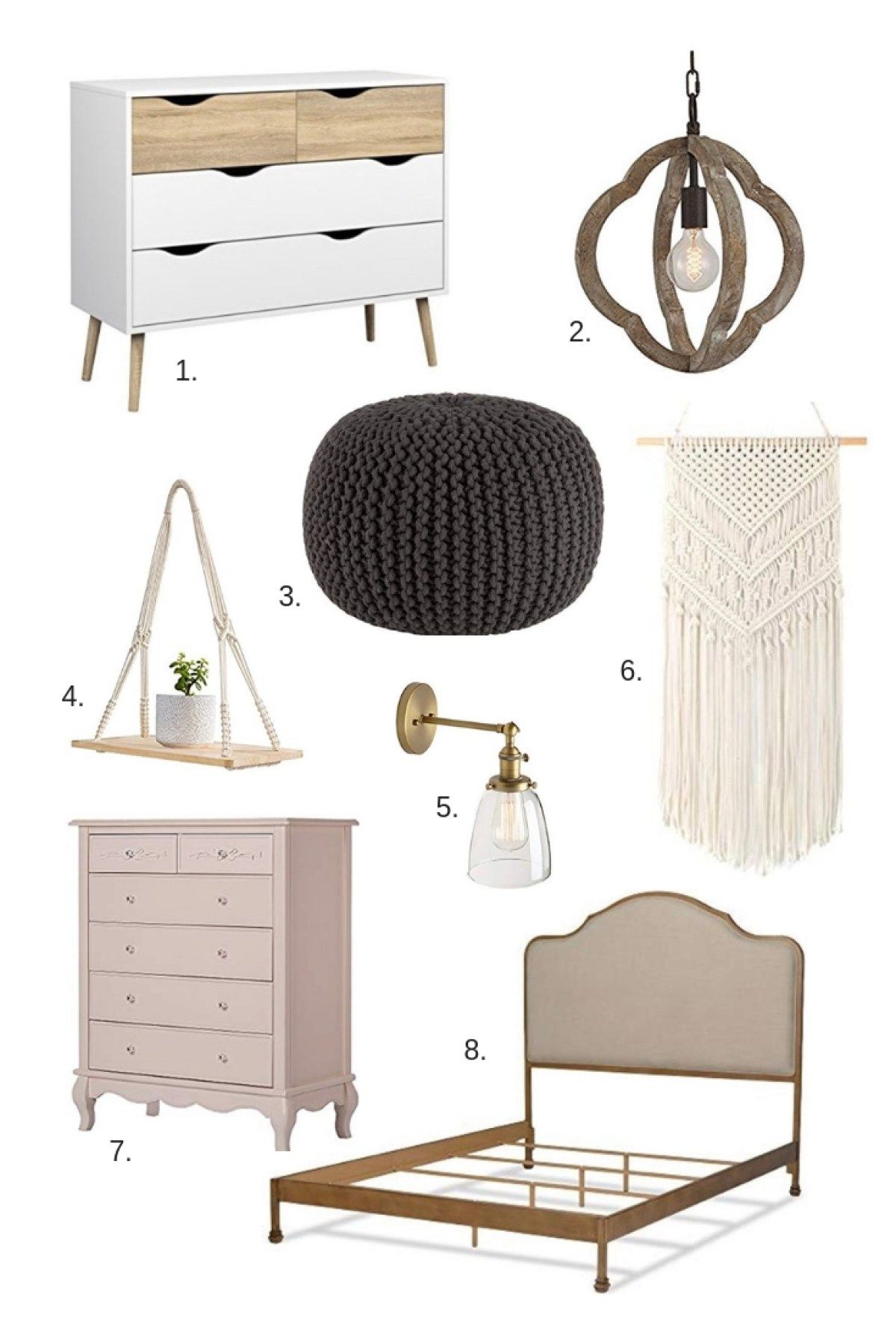 Girls Bedroom From Amazon Shabby Chic Bedrooms Shabby Chic