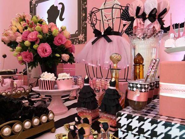 Festa Da Barbie !