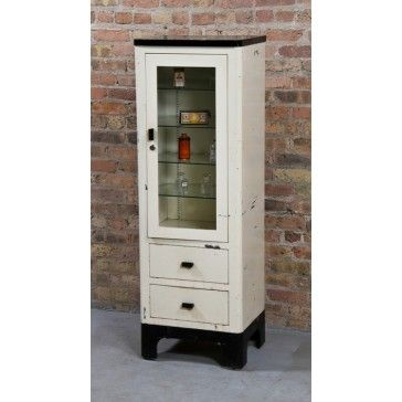 Original C 1930 S Vintage Medical Art Deco Style Freestanding Hospital Examination Room Supply Cabinet Vintage Medical Cabinet Vintage Medical Art Vintage Medical