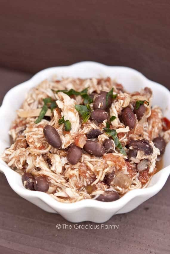 Black Bean Mexican Chicken Recipe With Images Recipes