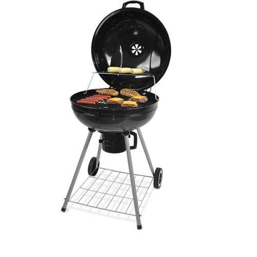 Backyard Grill 22 Kettle Charcoal Grill Black *** Learn ...