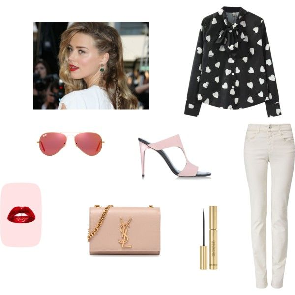 street style fw by pam-in-wonderland on Polyvore featuring moda, Chicnova Fashion, Armani Jeans, Kenzo, Yves Saint Laurent, Ray-Ban and Lime Crime