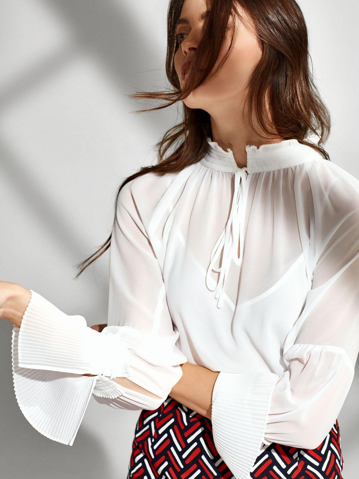 8c927a26dc Taranko Spring 2019 White shirt Białe Koszule
