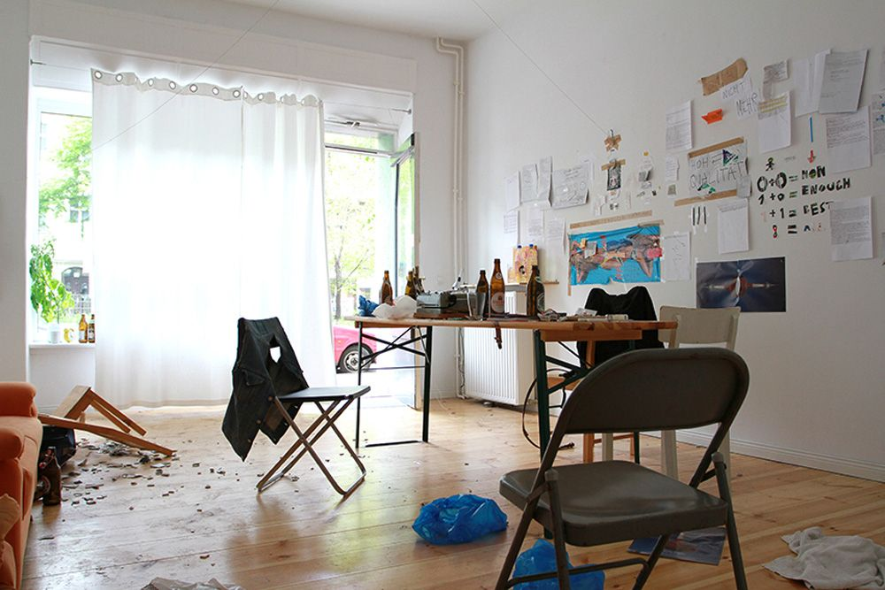 location in NEUKÖLLN  10 min bike ride to Templehof, 950 euro a month plus deposit from i-a-m.tk  available for May and June of next year...