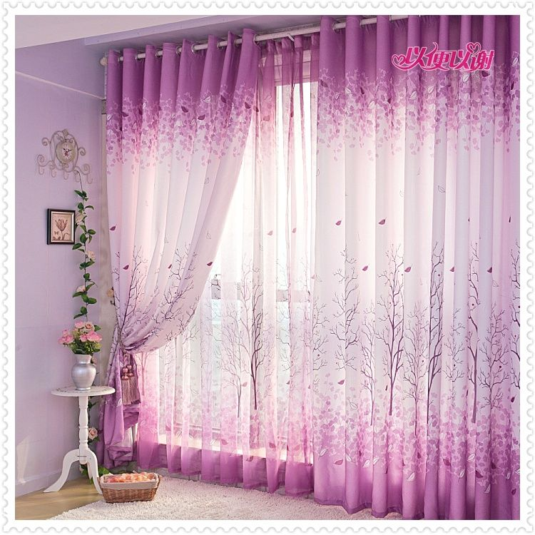 Living Room Design Ideas With Romantic Curtain Curtains Girl
