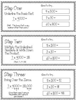 32++ Multiplication patterns with zeros worksheets Top