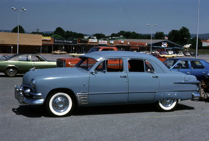 Ford Door Sedan Cars From The S Pinterest Ford