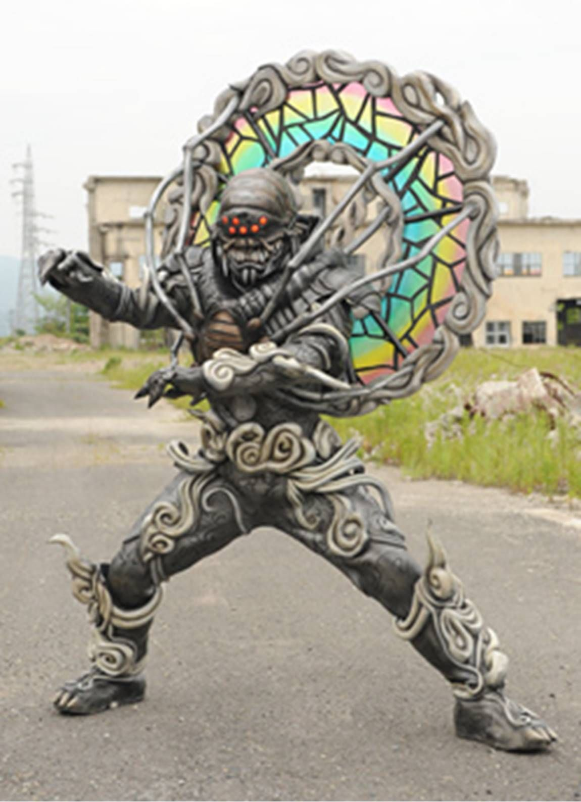 I searched for power rangers megaforce distractor images on Bing and ...