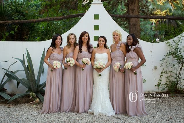 Vintage wedding in spain with nude pinks and cream www.weddingvenuesinspain.com