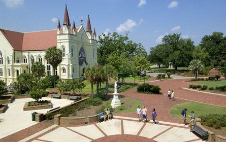 Spring Hill College Mobile Alabama Spring Hill College Spring Hill College Campus