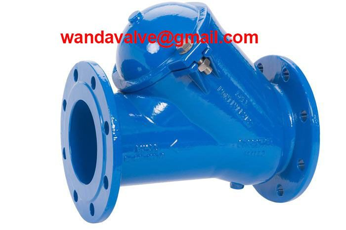 Specification Details Design Std:DIN 3352 Size:DN50--DN300