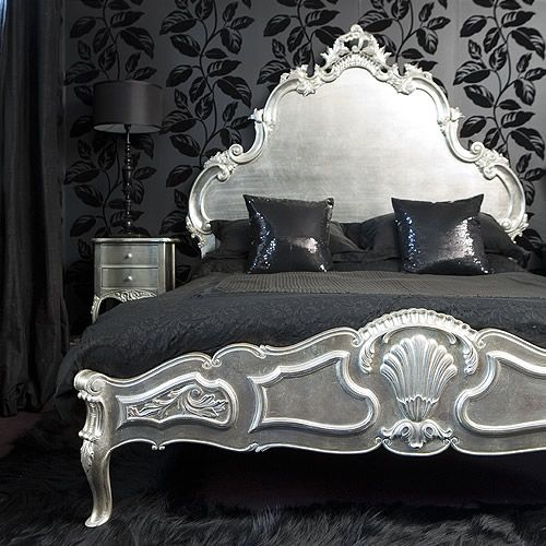 French Style Bedroom Furniture Ou Have No Idea How Much I Love This Especially The Wallpaper Paint