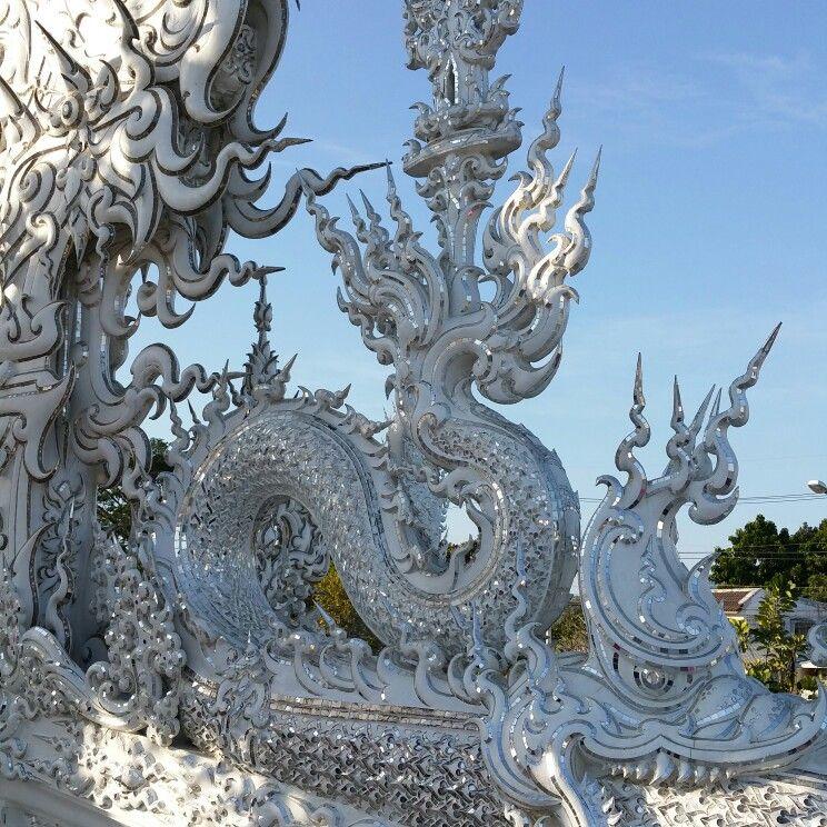 Es increible el impacto visual del templo!