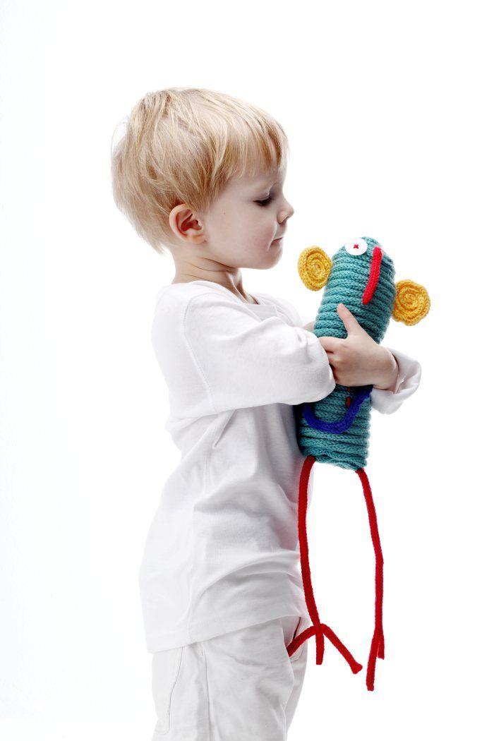 Strickliesel anleitungen kuschelmonster schulideen pinterest knitting spool knitting und - Strickliesel ideen ...