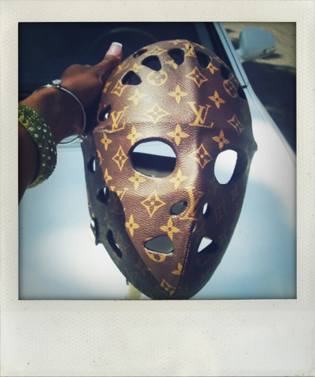 Louis Vuitton , Hockey Mask