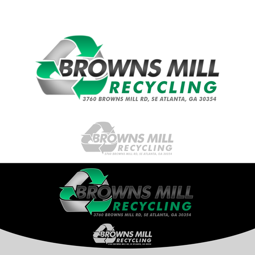Browns mill recycling need a logo for a new metal recycling browns mill recycling need a logo for a new metal recycling business reheart Gallery
