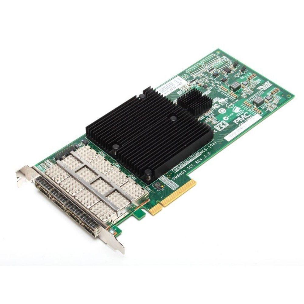 NetApp Quad-Port Storage Controller 300Mbps 4x SAS PCI Express 1x Host Adapter 111-00341 X2065A-R6