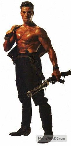 Cyborg Promo Shot Of Jean Claude Van Damme Jean Claude Van Damme Van Damme The Expendables