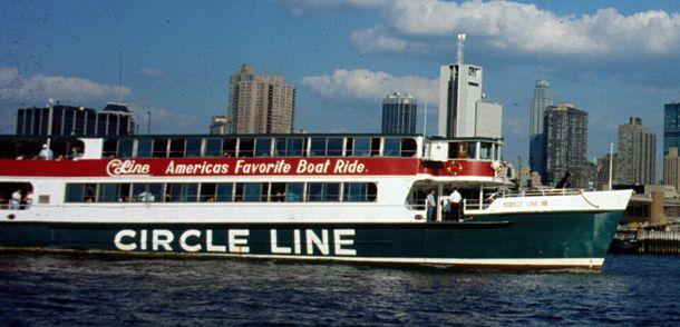 Circle Line Boat Yacht Cruise