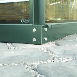 Photo of Fondotinta Vitavia (316,6 x 254,4 x 6 cm, colore: smeraldo, adatto per: serra Vitavia Dione 8300