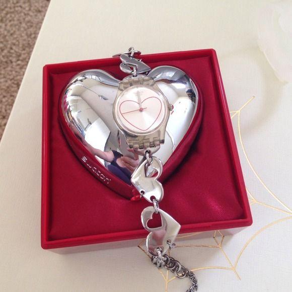 Valentine Special Edition Swatch Watch