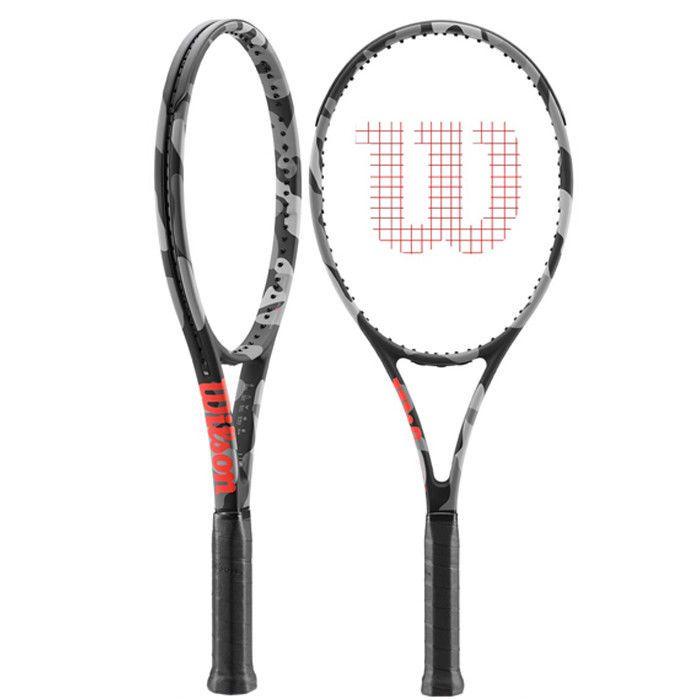 ffe32d732 Wilson 2019 Pro Staff 97L Camo Tennis Racquet Racket Court 97sq 290g G2  16x19  Wilson
