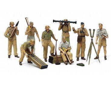 1:32 WW2 German Pin up Set2 High Quality Resin 1 Figures
