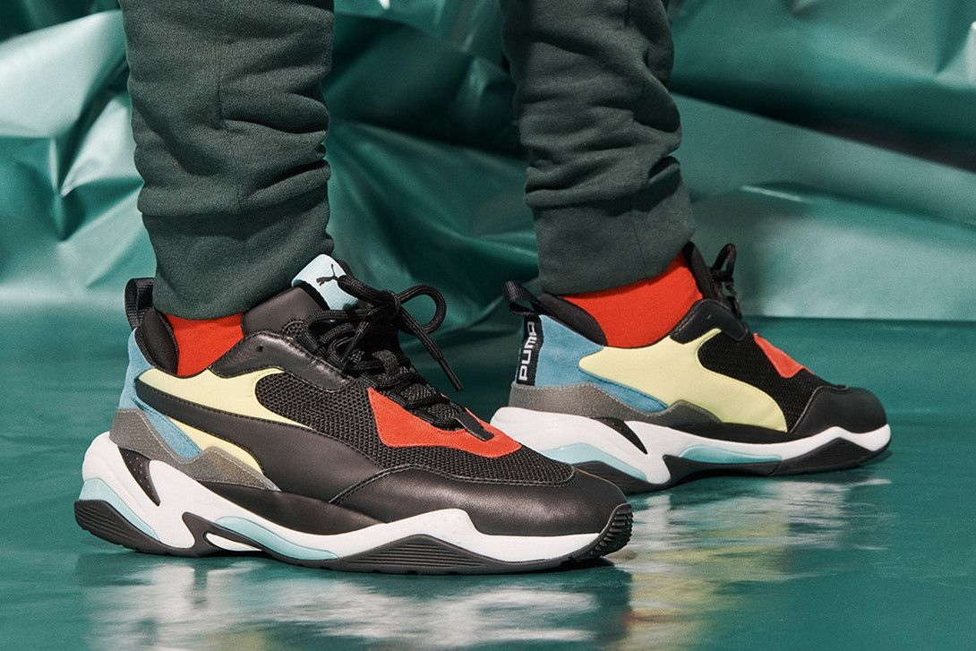 PUMA's Thunder Spectra Is Restocking at the End of the Month ...