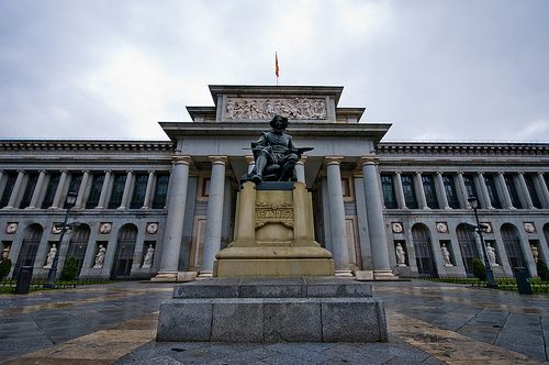 Prado Museum - Madrid, Spain