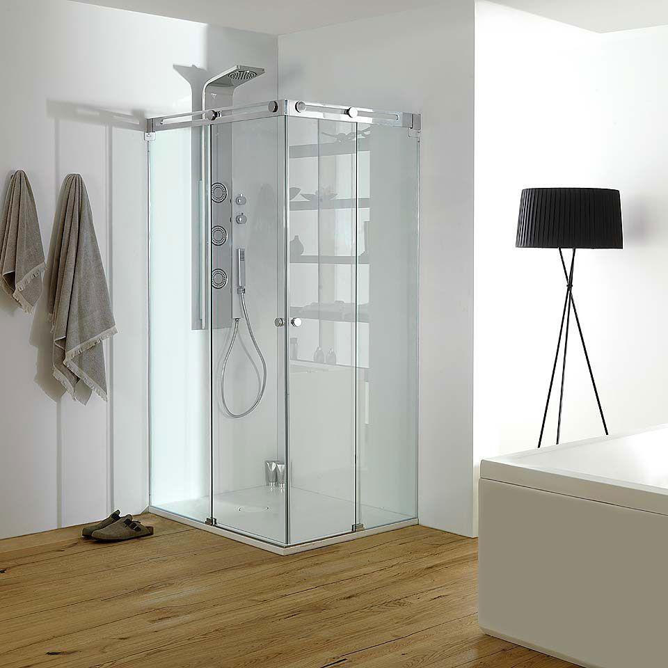 Ideas mamparas de ducha free pica espejos de bao para - Pica lavabo leroy merlin ...