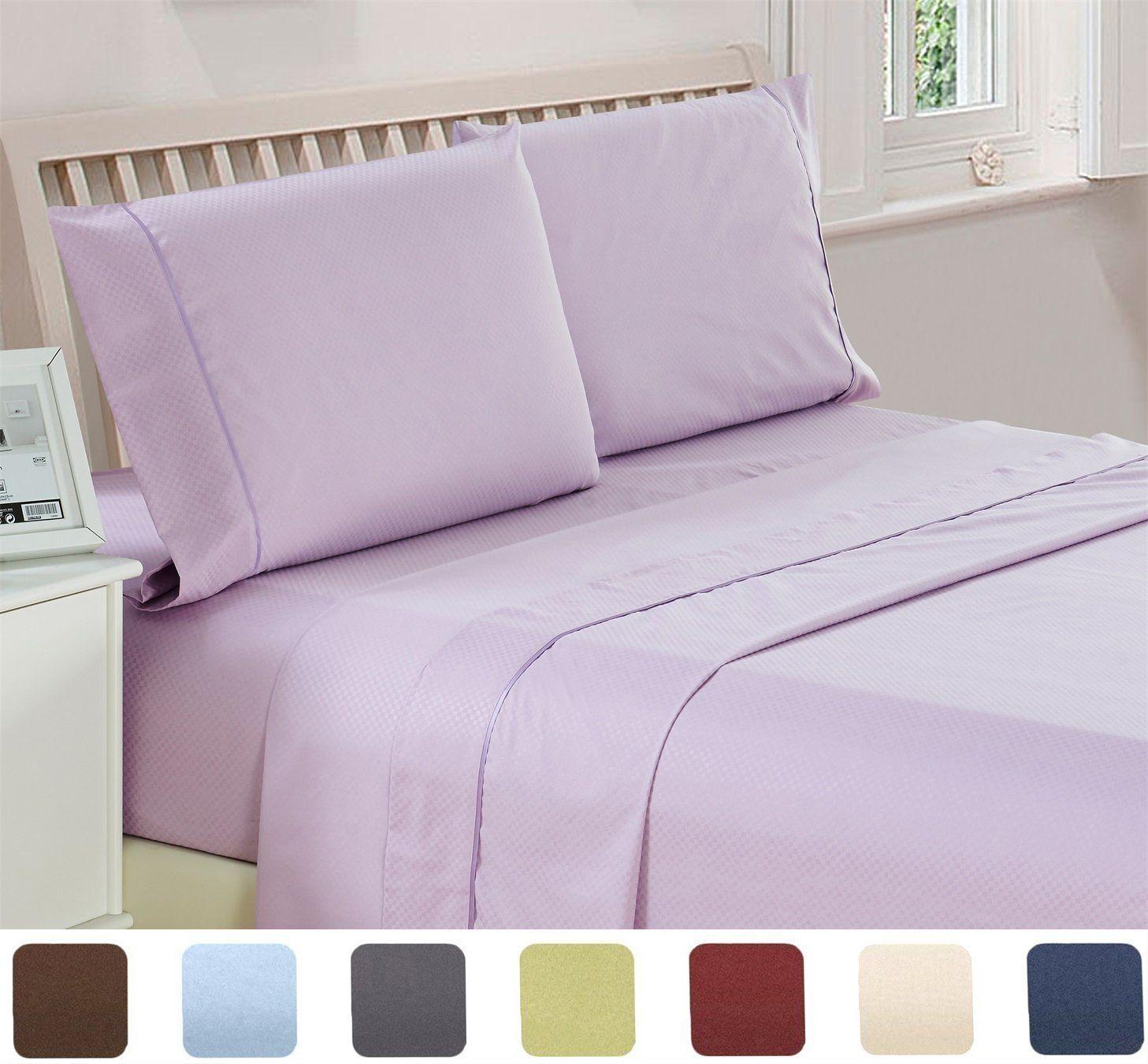 Lavender Bed Sheet Sets Sale