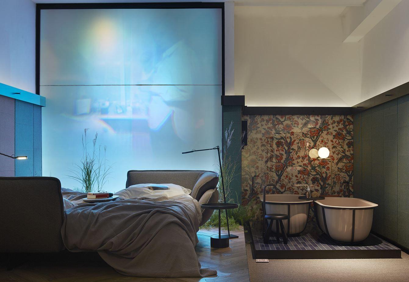 Elle decor grand hotel picture gallery 设计师 lissoni associati