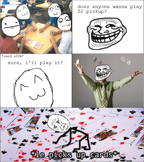 Pin On Funny Troll Face Comics Images
