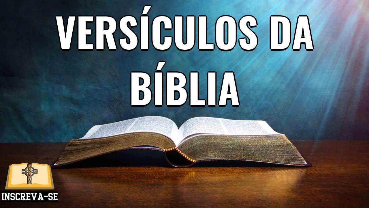 Pin Em Versiculos Biblicos