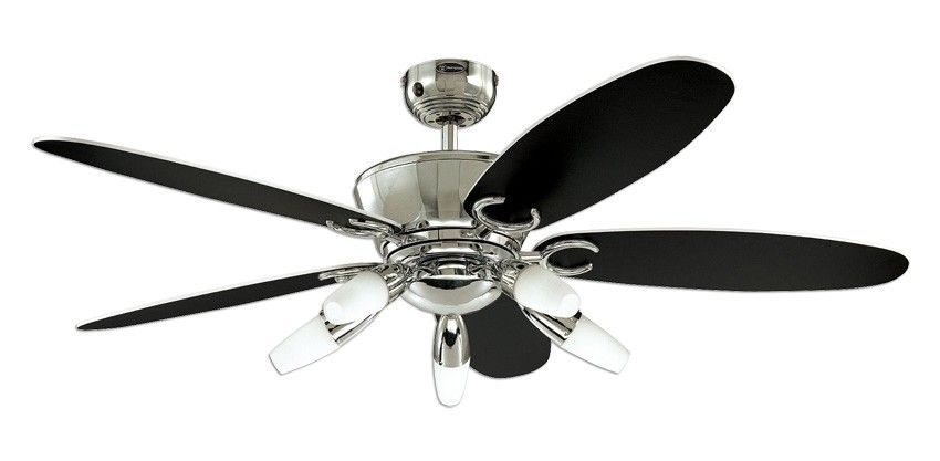 Westinghouse Arius 52 Ceiling Fan Fan Chrome Finish