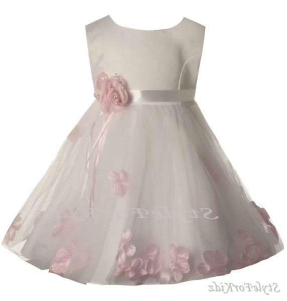 Baby Dresses For Weddings Set
