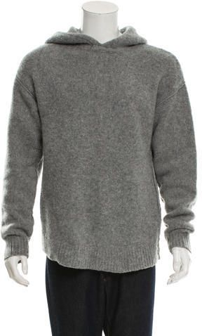 T by Alexander Wang Wool Pullover Hoodie w/ Tags | Men's ...