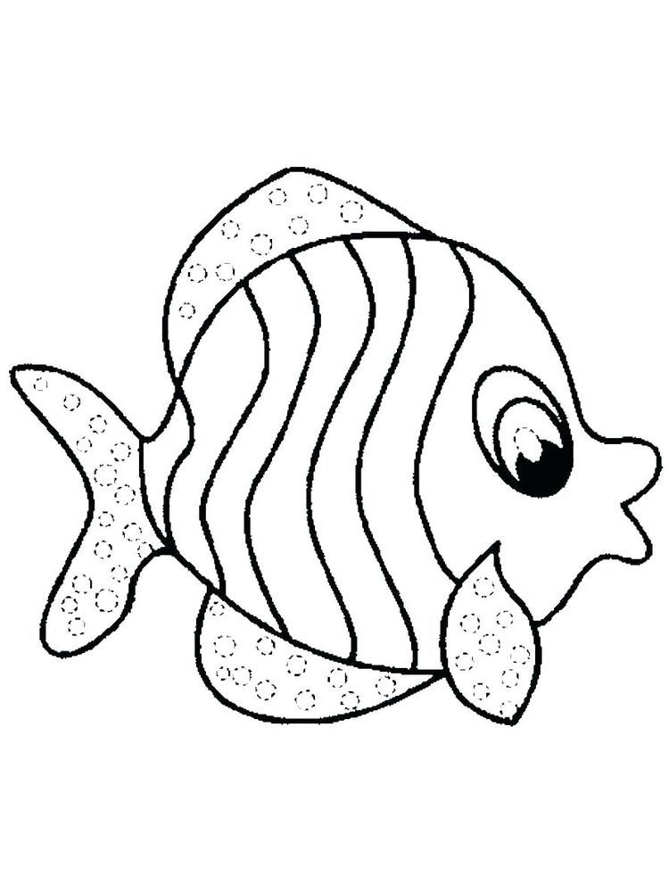 Clown Fish Coloring Page Below Is A Collection Of Fish Coloring Page Which You Can Download For F Fish Coloring Page Animal Coloring Pages Nemo Coloring Pages