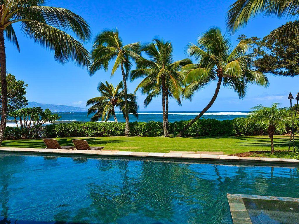 Vrbo Com 3772895ha Deluxe Villa Oceanfront On The North Shore Maui Vacation Rentals Vacation Rental Oceanfront