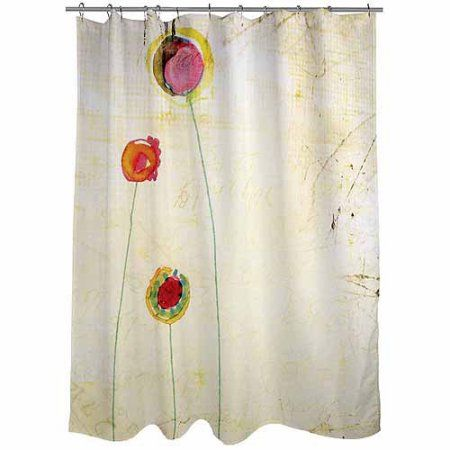 Home Curtains Shower Shower Curtains Walmart