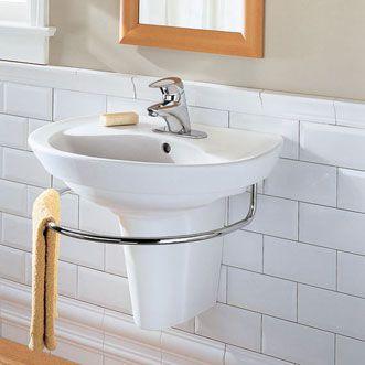 American Standard Ravenna Wall Mount Sink 230 From Amazon Basin