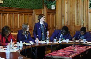the great debaters final debate topic