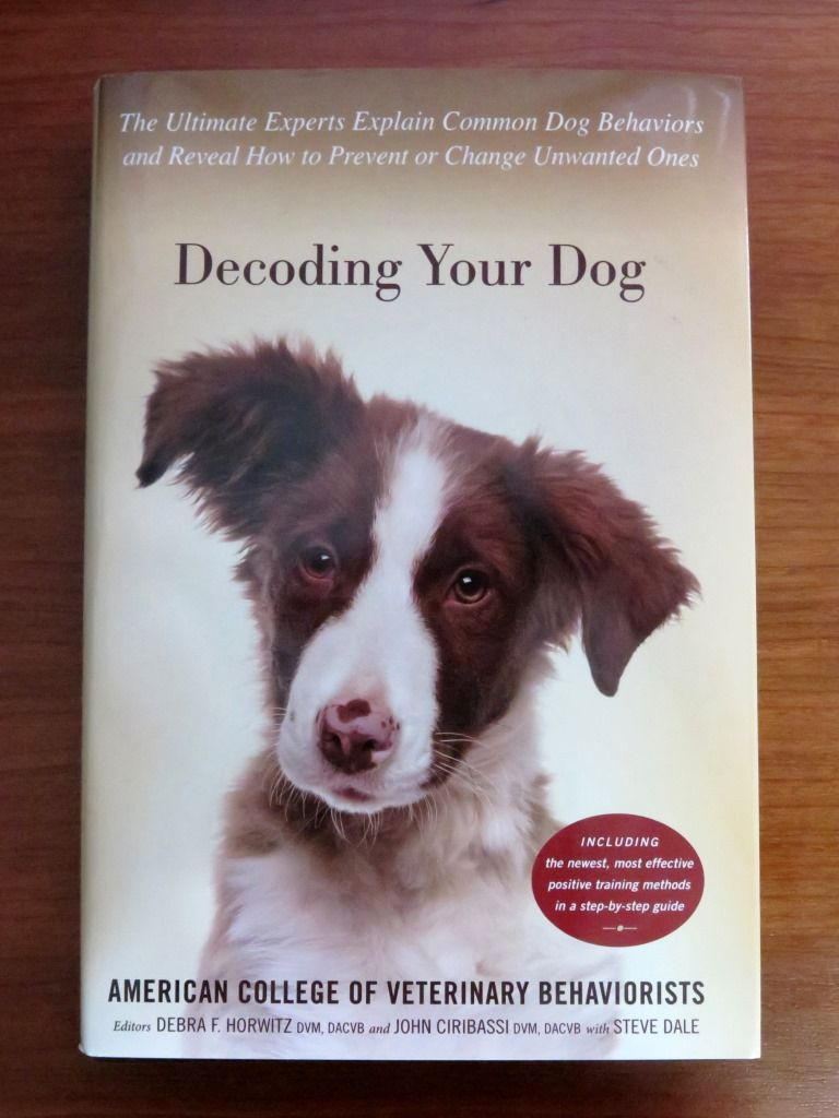 Great Dog Book Decoding Your Dog Provides Dog Owners With Up To