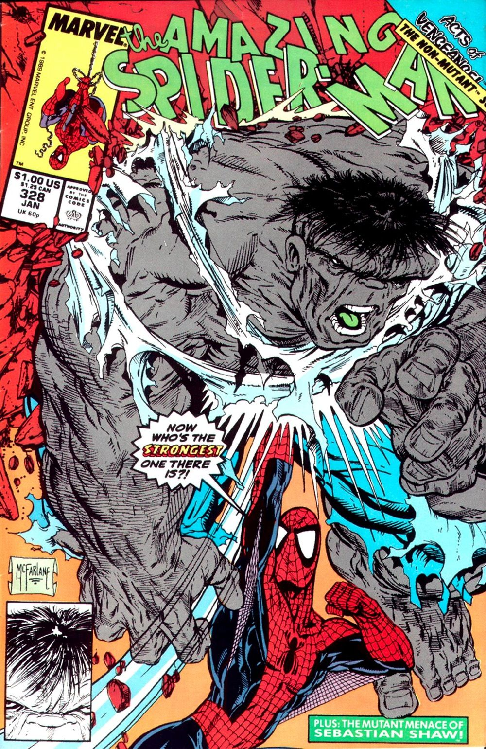 Comic Book Cover Art Sale : Quot move aside batman spidey has swung in to break the
