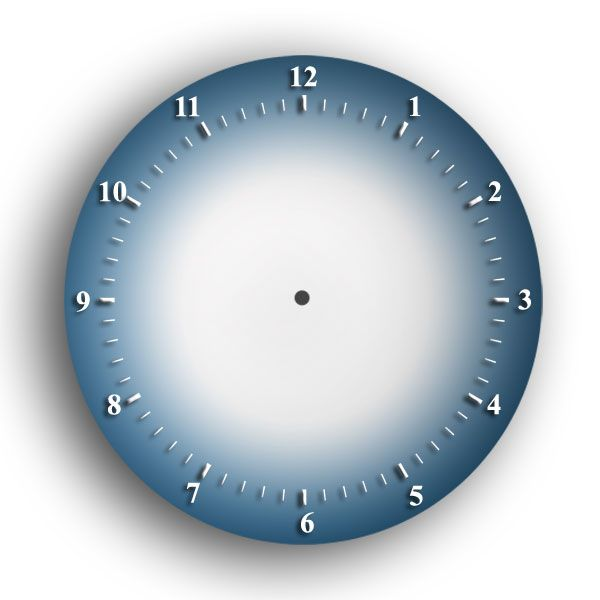 Clock Faces to Print for Free Clock faces, Clocks and Face - clock templates