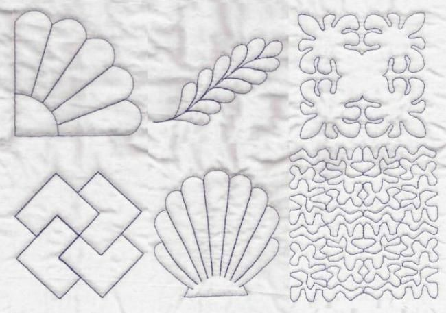 Traditional Hand Quilting Patterns : traditional quilting embroidery designs Ohhhh to be Crafty Pinterest Embroidery designs ...