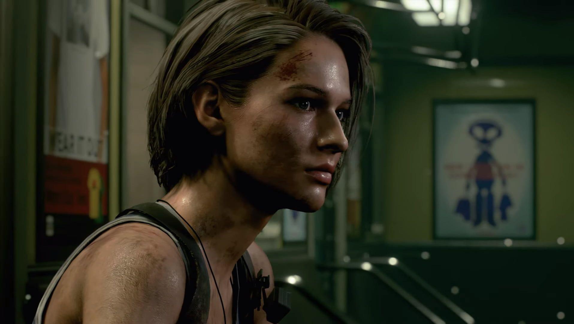 Jill Valentine Resident Evil 3 Resident Evil Biohazard Resident
