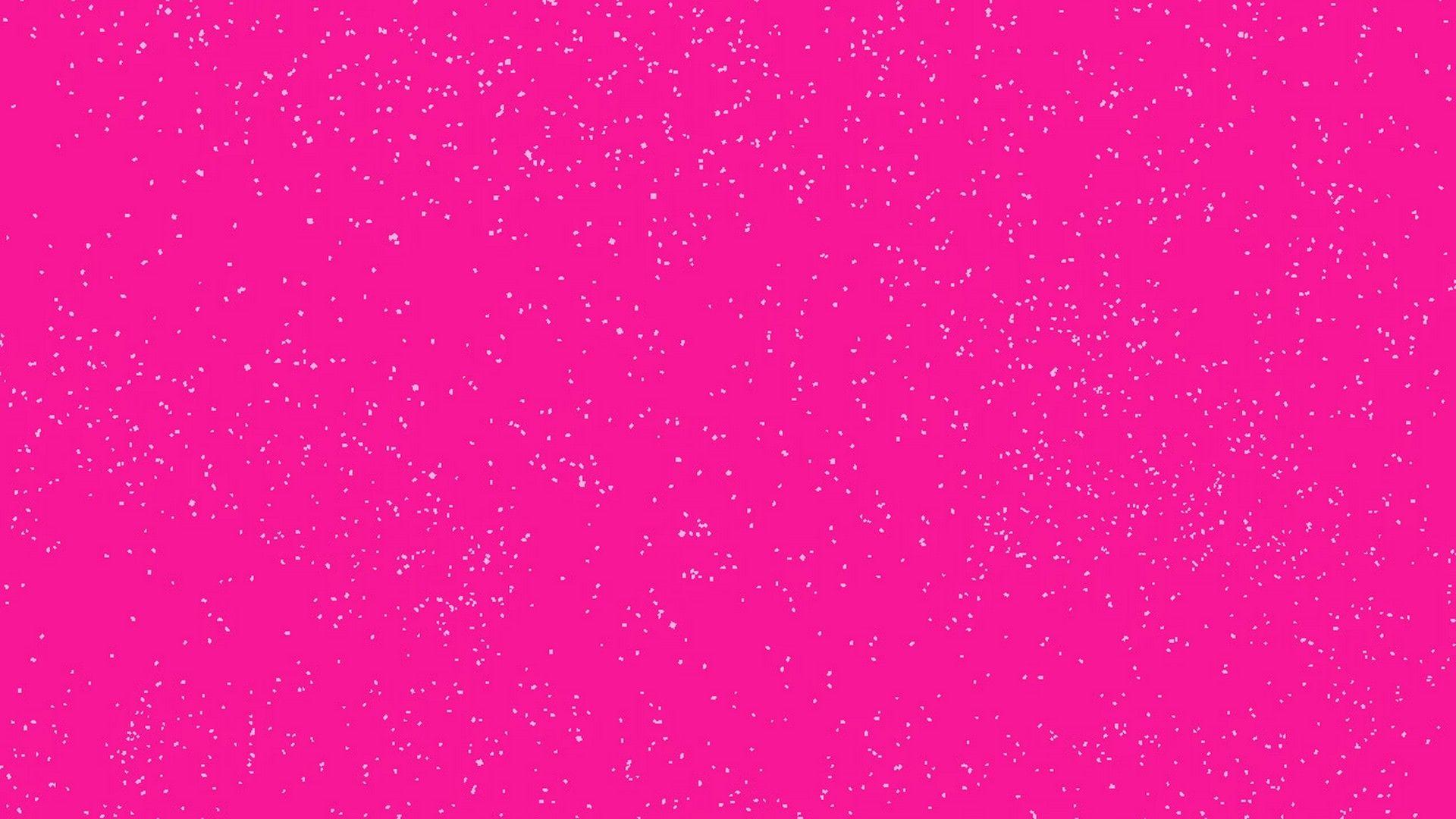 HD Pink Glitter Wallpaper