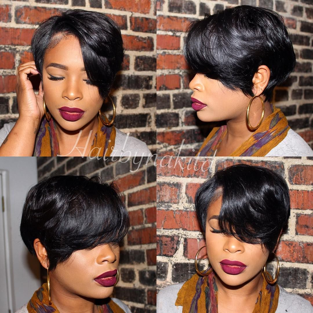 Frontal short style wig made by hairbynakita wig wigmaker frontal short style wig made by hairbynakita wig wigmaker extensions shorthair pmusecretfo Gallery