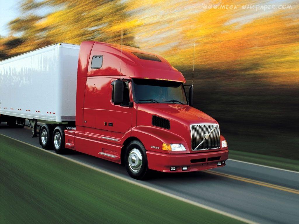 Red Volvo Truck ~ Truck Wikipedia   Truck   Volvo trucks